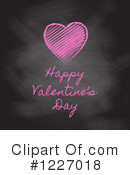 Valentines Day Clipart #1227018 by KJ Pargeter