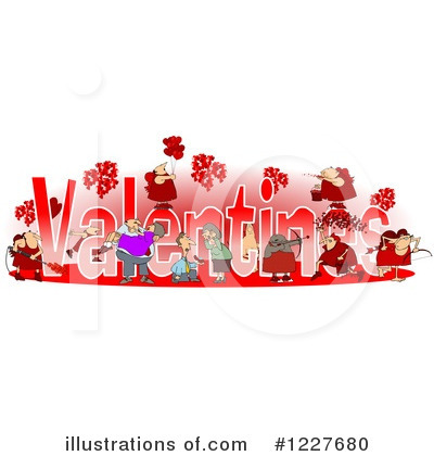 Cupid Clipart #1227680 by djart