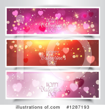Valentines Day Clipart #1287193 by KJ Pargeter