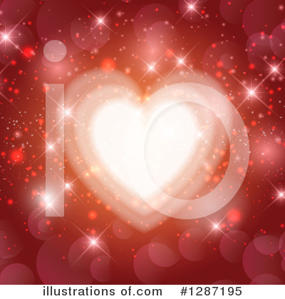 Valentines Day Clipart #1287195 by KJ Pargeter