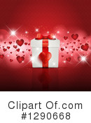 Valentines Day Clipart #1290668 by KJ Pargeter