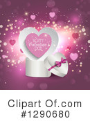 Valentines Day Clipart #1290680 by KJ Pargeter