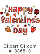 Royalty-Free (RF) Valentines Day Clipart Illustration #1336810