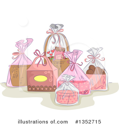 Girly Clipart #1352715 by BNP Design Studio