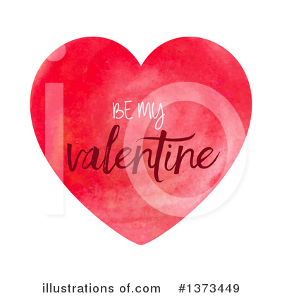 Valentines Day Clipart #1373449 by KJ Pargeter