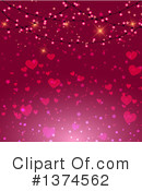 Valentines Day Clipart #1374562 by KJ Pargeter