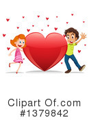 Valentines Day Clipart #1379842 by Graphics RF