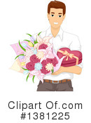 Royalty-Free (RF) Valentines Day Clipart Illustration #1381225