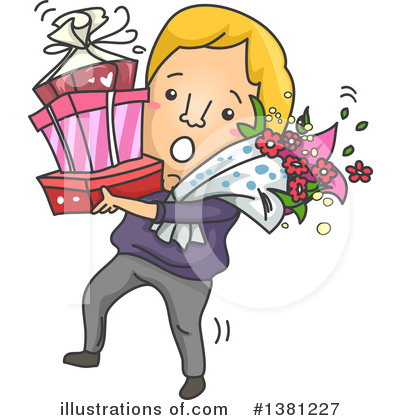 Gift Clipart #1381227 by BNP Design Studio