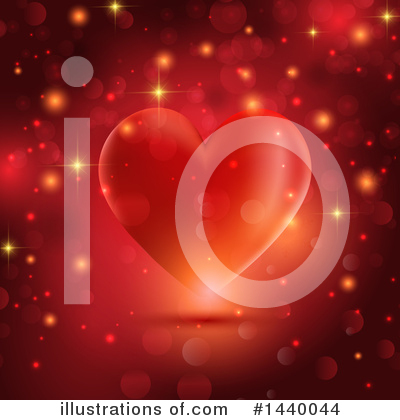 Valentines Day Clipart #1440044 by KJ Pargeter