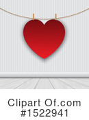 Valentines Day Clipart #1522941 by KJ Pargeter