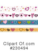 Valentines Day Clipart #230494 by BNP Design Studio