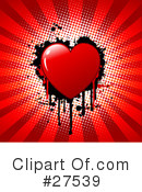 Valentines Day Clipart #27539 by KJ Pargeter