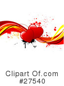 Valentines Day Clipart #27540 by KJ Pargeter