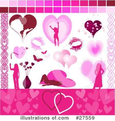 Beauty Clipart #27559 by KJ Pargeter