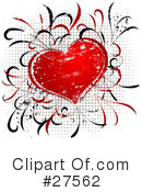 Valentines Day Clipart #27562 by KJ Pargeter