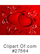 Valentines Day Clipart #27564 by KJ Pargeter