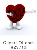 Valentines Day Clipart #29713 by KJ Pargeter