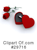 Valentines Day Clipart #29716 by KJ Pargeter