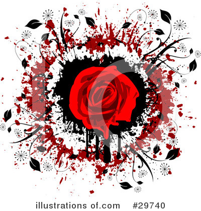 Royalty-Free (RF) Valentines Day Clipart Illustration by KJ Pargeter - Stock Sample #29740