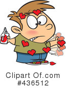Valentines Day Clipart #436512 by toonaday