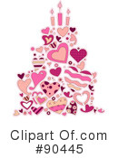 Valentines Day Clipart #90445
