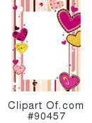 Valentines Day Clipart #90457 by BNP Design Studio