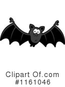 Royalty-Free (RF) Vampire Bat Clipart Illustration #1161046