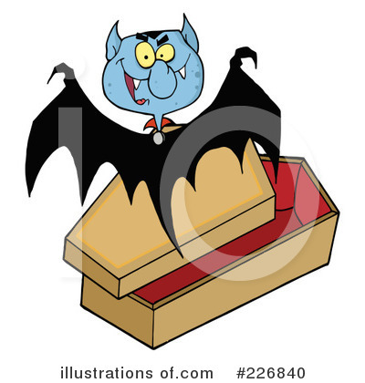 Vampire Clipart #226840 by Hit Toon