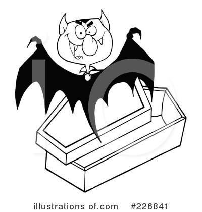 Vampire Clipart #226841 by Hit Toon