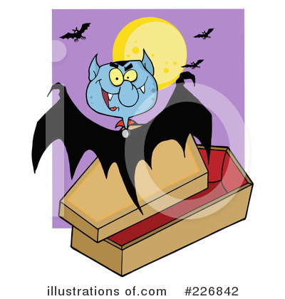 Vampire Clipart #226842 by Hit Toon