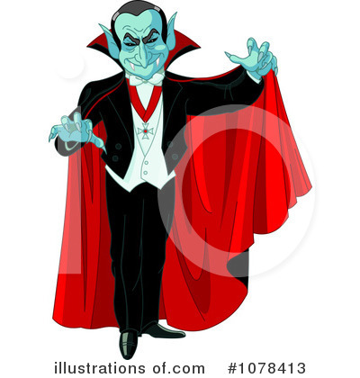 Vampire Clipart #1078413 by Pushkin