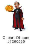 Royalty-Free (RF) Vampire Clipart Illustration #1260565