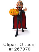 Royalty-Free (RF) Vampire Clipart Illustration #1267970