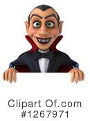 Royalty-Free (RF) Vampire Clipart Illustration #1267971