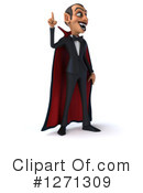 Royalty-Free (RF) Vampire Clipart Illustration #1271309