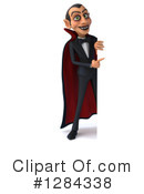 Royalty-Free (RF) Vampire Clipart Illustration #1284338