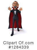 Royalty-Free (RF) Vampire Clipart Illustration #1284339