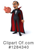 Royalty-Free (RF) Vampire Clipart Illustration #1284340