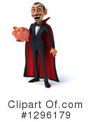 Royalty-Free (RF) Vampire Clipart Illustration #1296179