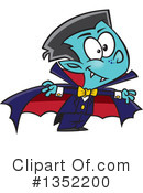 Vampire Clipart #1352200 by toonaday