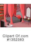 Royalty-Free (RF) Vampire Clipart Illustration #1352383