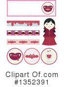 Vampire Clipart #1352391 by BNP Design Studio