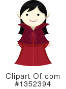 Royalty-Free (RF) Vampire Clipart Illustration #1352394