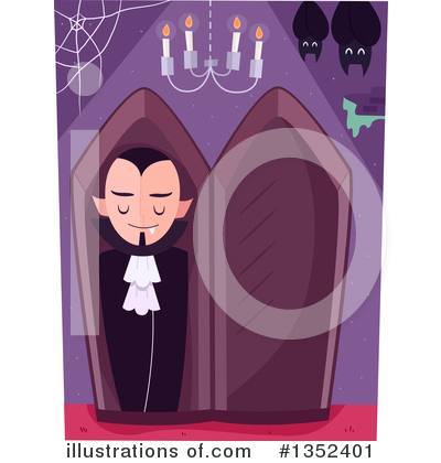 Halloween Clipart #1352401 by BNP Design Studio