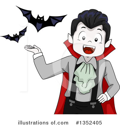 Halloween Clipart #1352405 by BNP Design Studio
