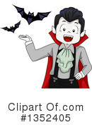 Vampire Clipart #1352405 by BNP Design Studio
