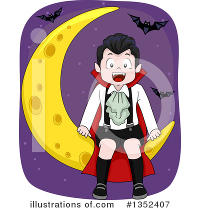 Halloween Clipart #1352407 by BNP Design Studio