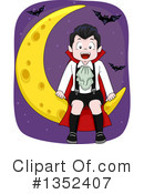 Vampire Clipart #1352407 by BNP Design Studio