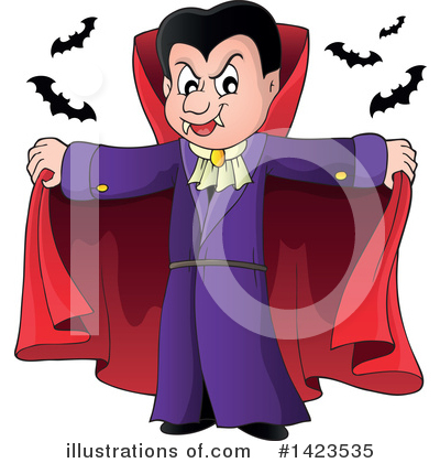 Halloween Clipart #1423535 by visekart